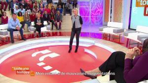 Sophie Davant dans Toute une Histoire - 09/04/14 - 09