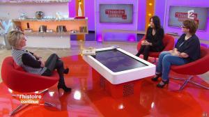 Sophie Davant dans Toute une Histoire - 09/04/14 - 12