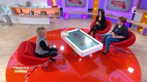 Sophie Davant dans Toute une Histoire - 09/04/14 - 19