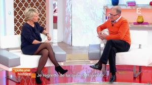 Sophie Davant dans Toute une Histoire - 10/03/14 - 05
