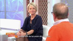 Sophie Davant dans Toute une Histoire - 10/03/14 - 07