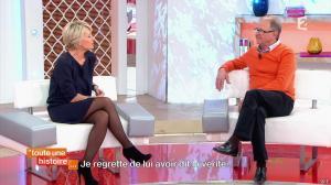Sophie Davant dans Toute une Histoire - 10/03/14 - 08