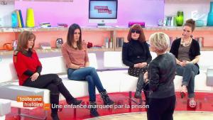 Sophie Davant dans Toute une Histoire - 13/03/14 - 02