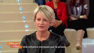 Sophie Davant dans Toute une Histoire - 13/03/14 - 04