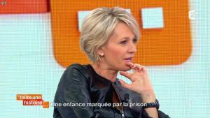 Sophie Davant dans Toute une Histoire - 13/03/14 - 05