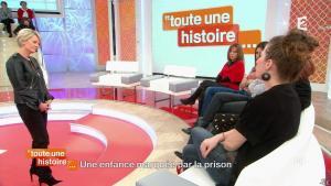 Sophie Davant dans Toute une Histoire - 13/03/14 - 08