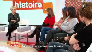 Sophie Davant dans Toute une Histoire - 13/03/14 - 09