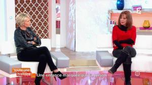 Sophie Davant dans Toute une Histoire - 13/03/14 - 10