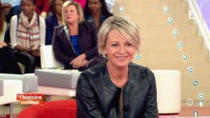 Sophie Davant dans Toute une Histoire - 13/03/14 - 15