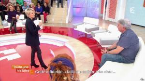 Sophie Davant dans Toute une Histoire - 28/02/14 - 05
