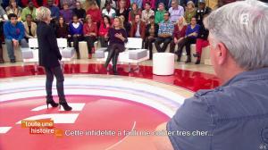 Sophie Davant dans Toute une Histoire - 28/02/14 - 07