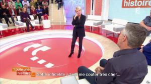 Sophie Davant dans Toute une Histoire - 28/02/14 - 09
