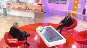 Sophie Davant dans Toute une Histoire - 28/02/14 - 11