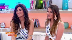Sophie Gaerenaux et Marilou Cubaynes dans Toute une Histoire - 30/04/14 - 19