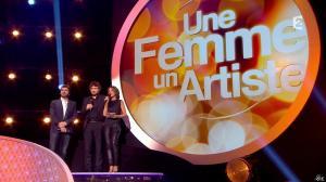 Virginie Guilhaume dans Une Femme un Artiste - 08/03/14 - 42