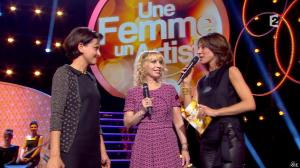Virginie Guilhaume dans Une Femme un Artiste - 08/03/14 - 52