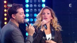 Vitaa dans la Télé Chante Pour le Sidaction - 05/04/14 - 05