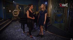 Alessandra Sublet dans la télé Chante pour le Sidaction - 28/03/15 - 02