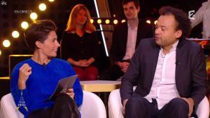 Alessandra Sublet dans Un Soir à la Tour Eiffel - 01/04/15 - 06