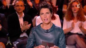 Alessandra Sublet dans un Soir à la Tour Eiffel - 03/06/15 - 02