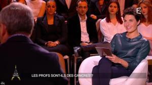 Alessandra Sublet dans un Soir à la Tour Eiffel - 03/06/15 - 08