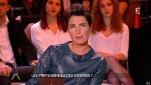 Alessandra Sublet dans un Soir à la Tour Eiffel - 03/06/15 - 09