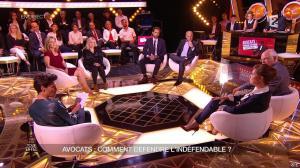 Alessandra Sublet dans un Soir à la Tour Eiffel - 03/06/15 - 10