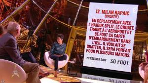 Alessandra Sublet dans un Soir à la Tour Eiffel - 03/06/15 - 12