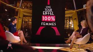 Alessandra Sublet dans un Soir à la Tour Eiffel - 04/03/15 - 01