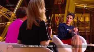 Alessandra Sublet dans un Soir à la Tour Eiffel - 04/03/15 - 05