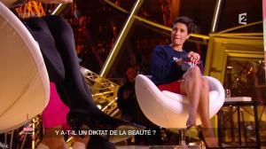 Alessandra Sublet dans un Soir à la Tour Eiffel - 04/03/15 - 06