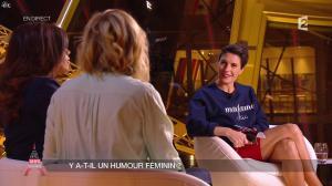 Alessandra Sublet dans un Soir à la Tour Eiffel - 04/03/15 - 12