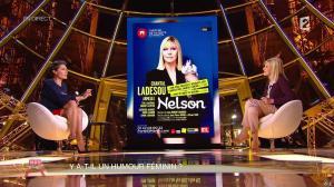 Alessandra Sublet dans un Soir à la Tour Eiffel - 04/03/15 - 13