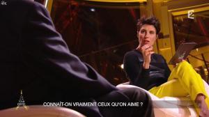 Alessandra Sublet dans Un Soir à la Tour Eiffel - 06/05/15 - 04