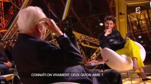 Alessandra Sublet dans Un Soir à la Tour Eiffel - 06/05/15 - 05