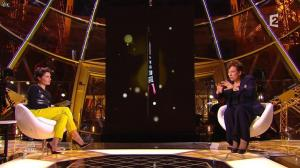 Alessandra Sublet dans Un Soir à la Tour Eiffel - 06/05/15 - 10