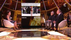 Alessandra Sublet dans un Soir à la Tour Eiffel - 18/03/15 - 02