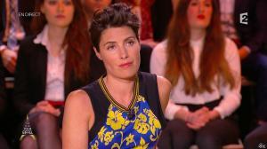 Alessandra Sublet dans un Soir à la Tour Eiffel - 18/03/15 - 03