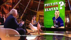 Alessandra Sublet dans Un Soir à la Tour Eiffel - 18/03/15 - 04