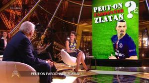 Alessandra Sublet dans Un Soir à la Tour Eiffel - 18/03/15 - 05