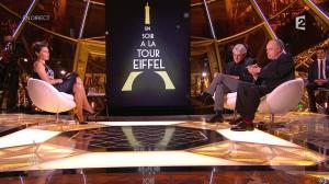 Alessandra Sublet dans Un Soir à la Tour Eiffel - 18/03/15 - 06