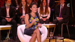 Alessandra Sublet dans Un Soir à la Tour Eiffel - 18/03/15 - 07