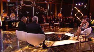 Alessandra Sublet dans Un Soir à la Tour Eiffel - 18/03/15 - 09
