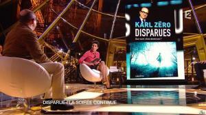 Alessandra Sublet dans Un Soir à la Tour Eiffel - 22/04/15 - 04
