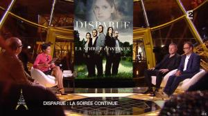 Alessandra Sublet dans Un Soir à la Tour Eiffel - 22/04/15 - 05