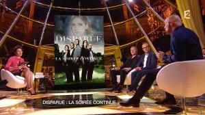 Alessandra Sublet dans Un Soir à la Tour Eiffel - 22/04/15 - 06