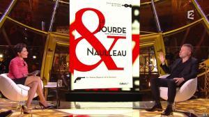 Alessandra Sublet dans Un Soir à la Tour Eiffel - 22/04/15 - 14