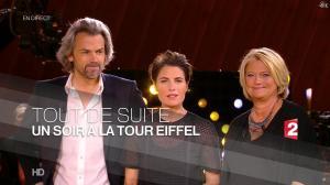 Alessandra Sublet dans un Soir à la Tour Eiffel - 25/02/15 - 01