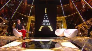 Alessandra Sublet dans un Soir à la Tour Eiffel - 25/02/15 - 02