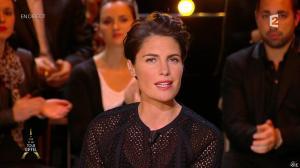 Alessandra Sublet dans un Soir à la Tour Eiffel - 25/02/15 - 03